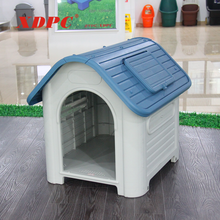 custom color plastic animal shelter house dog kennel home