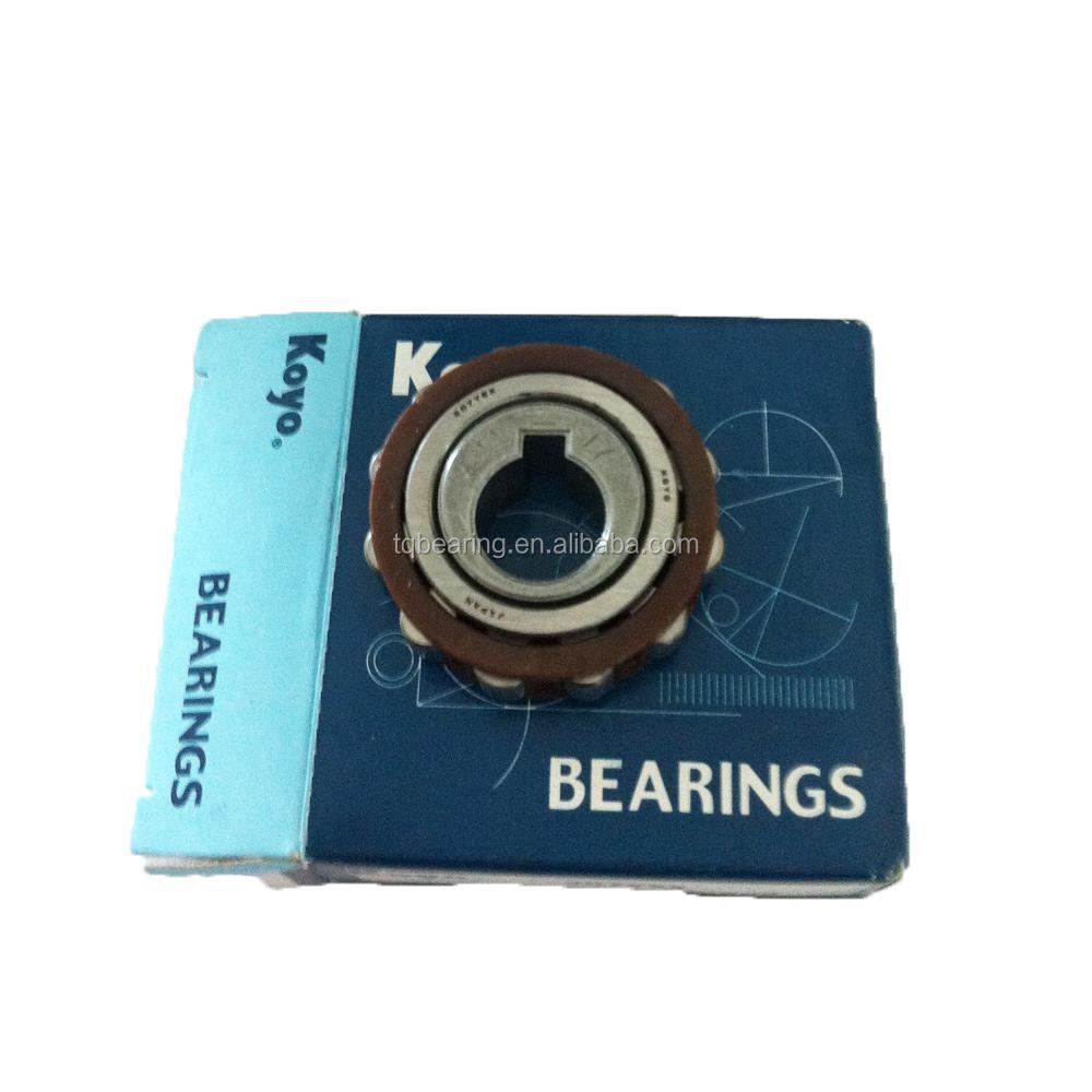 15mm Flange Bearing UFL002 Eccentric Collar Locking Two-Bolt Flange Unit
