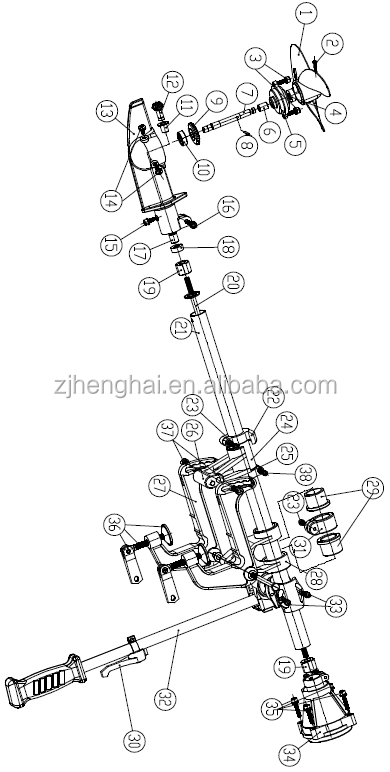 China Boat Engine Parts China Boat Engine Parts Manufacturers And