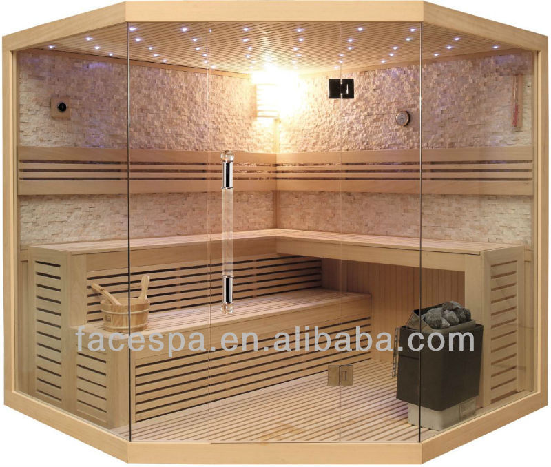 Sauna Room With Touch Screen Panel - Buy Infrared Sauna Room ...