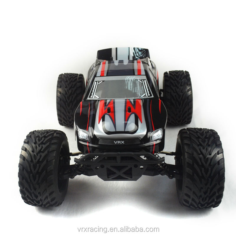 1/10 Scale RC Electric Powered 4WD Off-road Car Truck