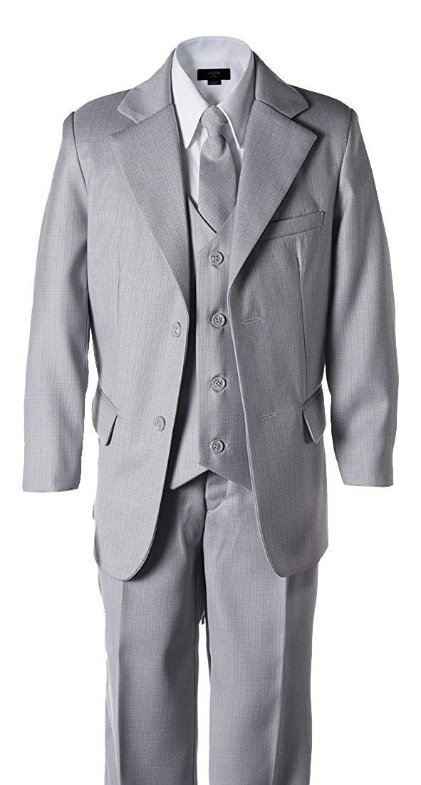 ca0dc15298 Cheap Boys Grey 3 Piece Suit, find Boys Grey 3 Piece Suit deals on ...