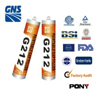 fine double glazing silicone sealant