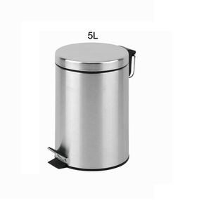 household home stainless steel foot pedal waste bin/dustbin recycling dustbin office trash can