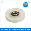 wholesale custom plastic elevator door pulley at low price