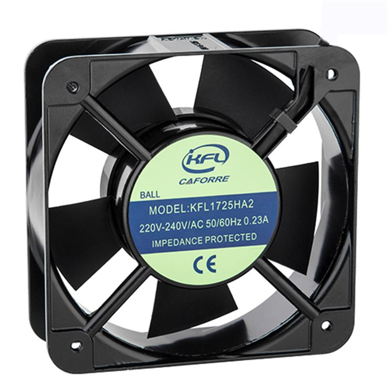 Caforre 150mm Metal <strong>Motorcycle</strong> High Speed Refrigerator Fans Power Transformer Steam inline small centrifugal Cooling Fan