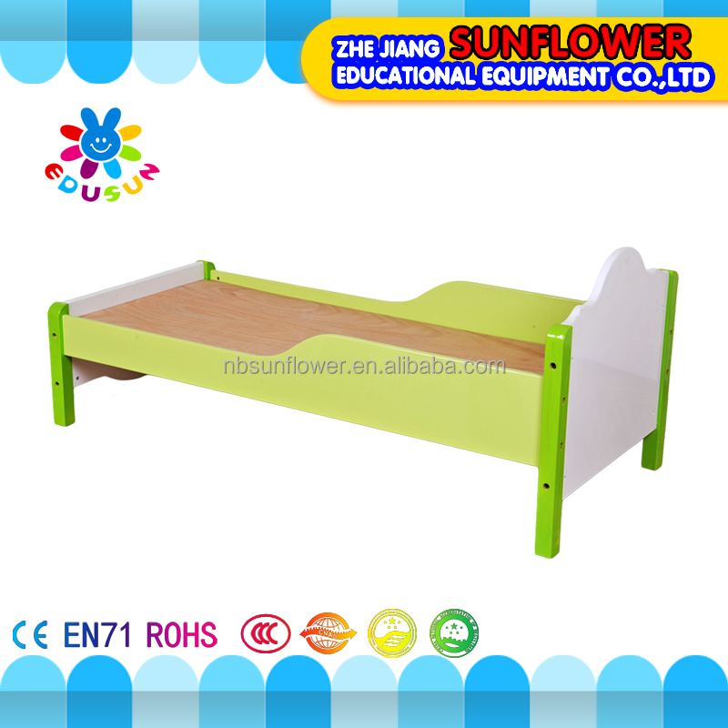 Children bed beautiful durable set european style comfort kids single bed sets