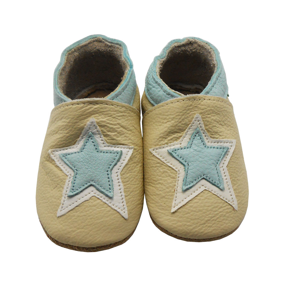 Sayoyo Fashion Brand Baby Moccasins Cow Leather Five-Star Baby Boy Shoes Boys Newborn Baby Shoes Kids First Walker Free Shipping