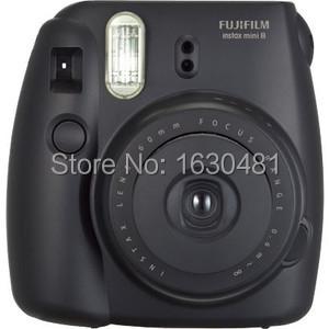 Fuji мини 8 камеры Fujifilm Fuji Instax мини 8 мгновенных фильм фото камеры новый 5 цвета белый розовый желтый синий черный