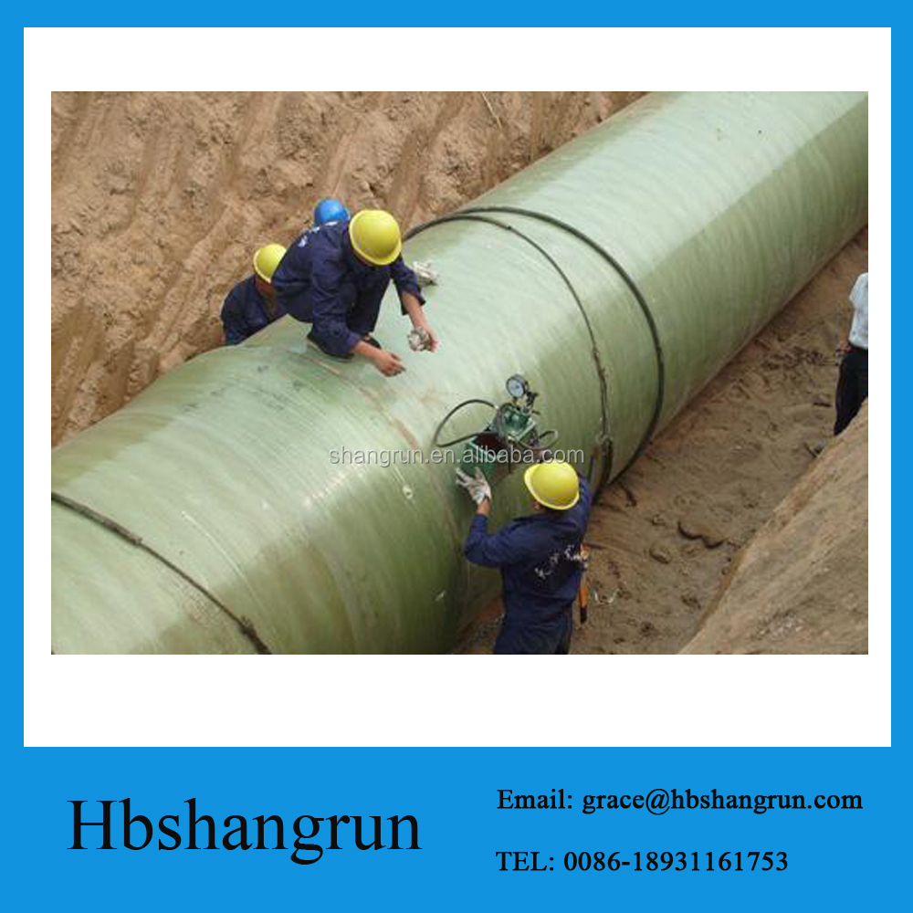 GRP Winding High Pressure Pipe