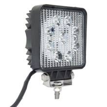 IP67 waterproof High CRI 27W LED Work Light for off road car SUV Truck CRV Jeep
