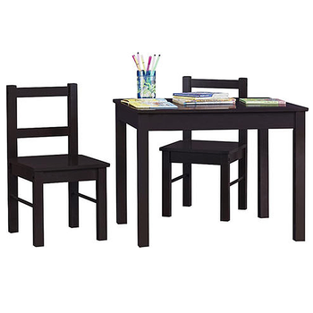 Simple Design Kids Homework Table