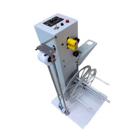 EW-14B Wire feeder servo driving automatic cable wire feeding machine reel gas electrical integration with brake function