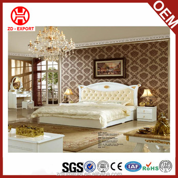 Luxury French Design Bedroom Furniture Sets King Size Bed Set With Cheap Price Buy Bed Set