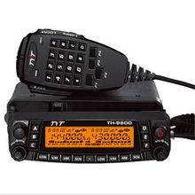 TYT TH-9800 Walkie Talkie HF/VHF/UHF TRANSCEIVER Mobil Araba <span class=keywords><strong>Radyo</strong></span>