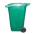 50L Street Outdoor Standing HDPE Rubbish Bin