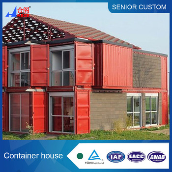 Luxury Container Homes 20ft Prefab Shipping Buy