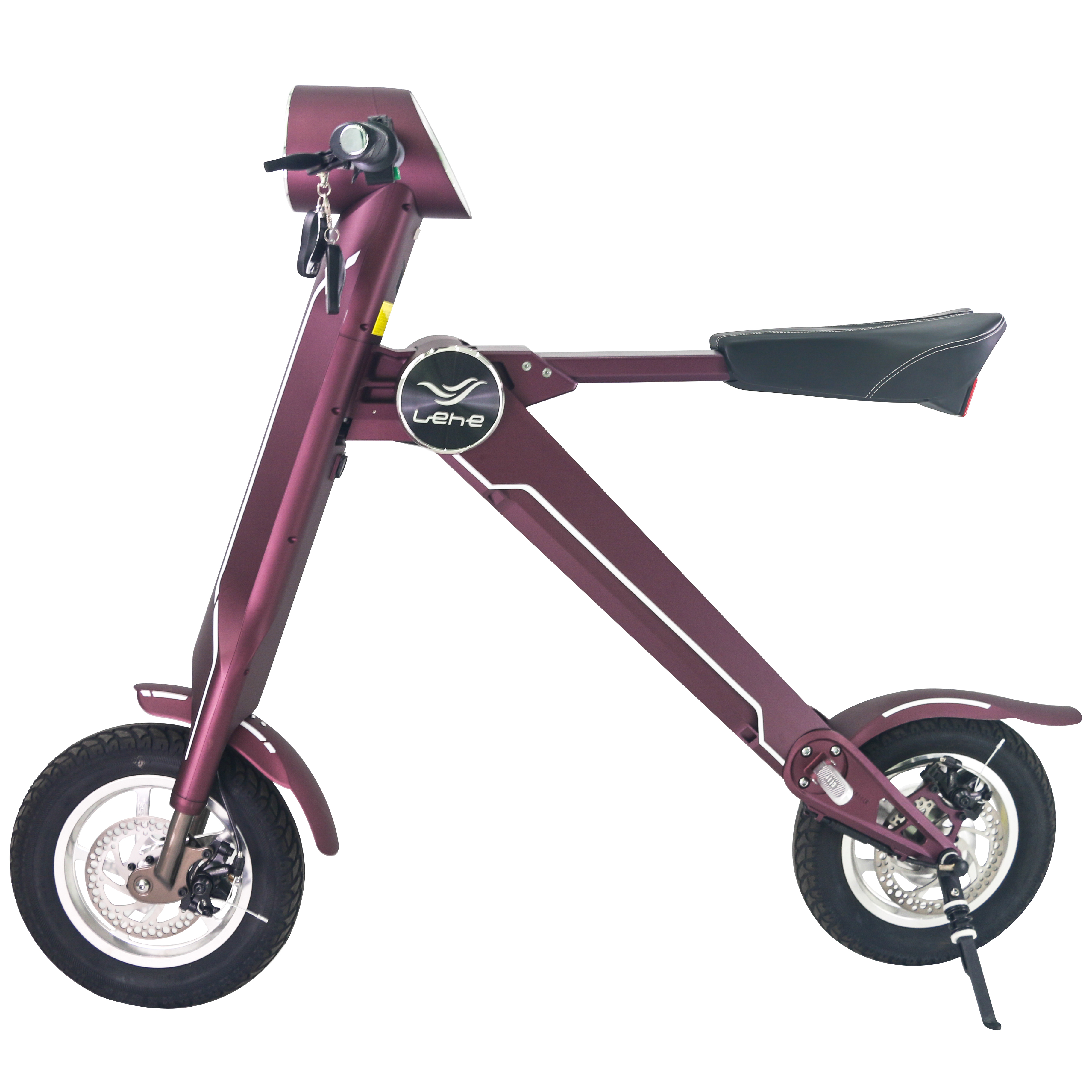 Lehe Factory Directly Best Foldable Bicycle Electric For