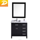 Hotel Supply American Style Standard Bathroom Furniture