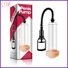 New designed best penis pump and penis enlarge vacuum pump toys