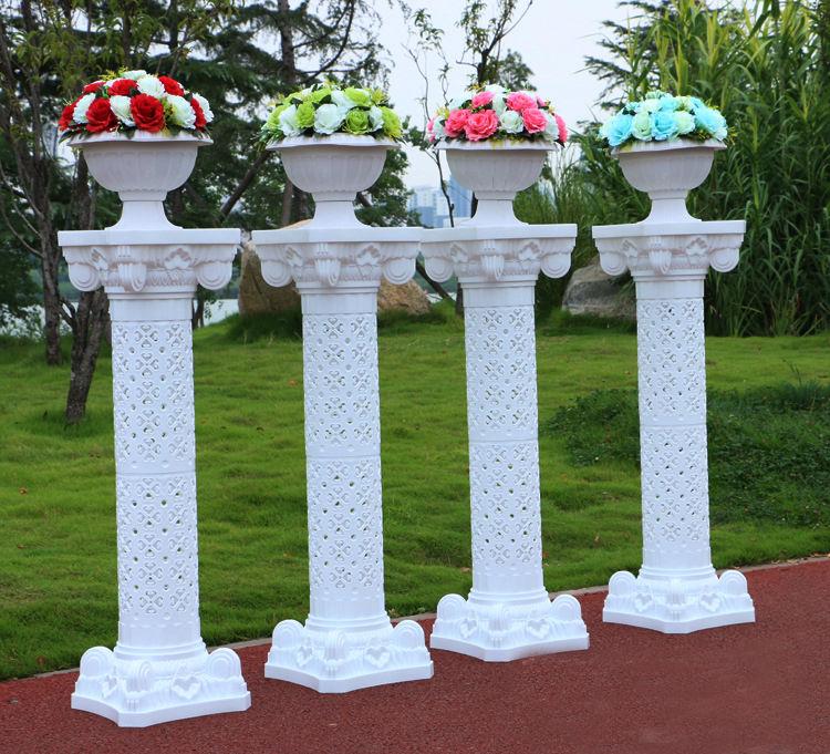 Decorative Pillars For Plants Sevenstonesinc