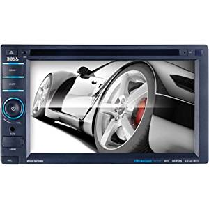 "Boss Bv9372bi Car Dvd Player . 6.2"" Touchscreen Lcd . 320 W Rms . Double Din . Dvd Video . Am, Fm . Secure Digital (Sd), Multimediacard (Mmc) . Bluetooth . Auxiliary Input . 2 X Usb . Ipod/Iphone Compatible . In. Dash ""Product Type: Automotive & Marine Audio/Video/Automotive & Marine Video"