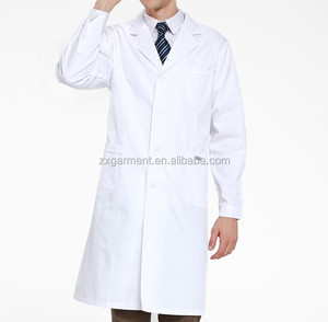 OEM Service High Quality Hospital Uniforms White Lab Coat and bright color Medical Doctor and Nurse Scrub Suits and Medical Gown