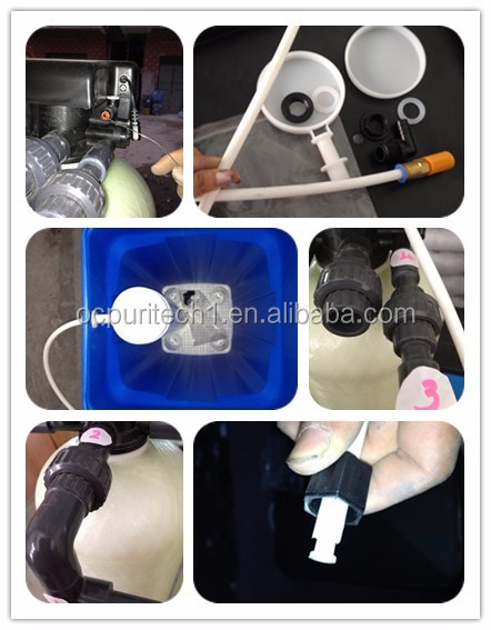 product-Small Automatic Control Domestic Boiler Water Softner-Ocpuritech-img-2