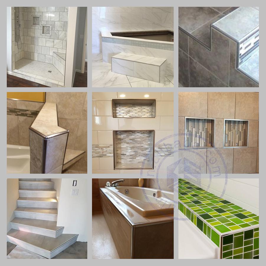 Floor tile corner egde aluminum metal tile trim buy aluminum floor tile corner egde aluminum metal tile trim dailygadgetfo Choice Image