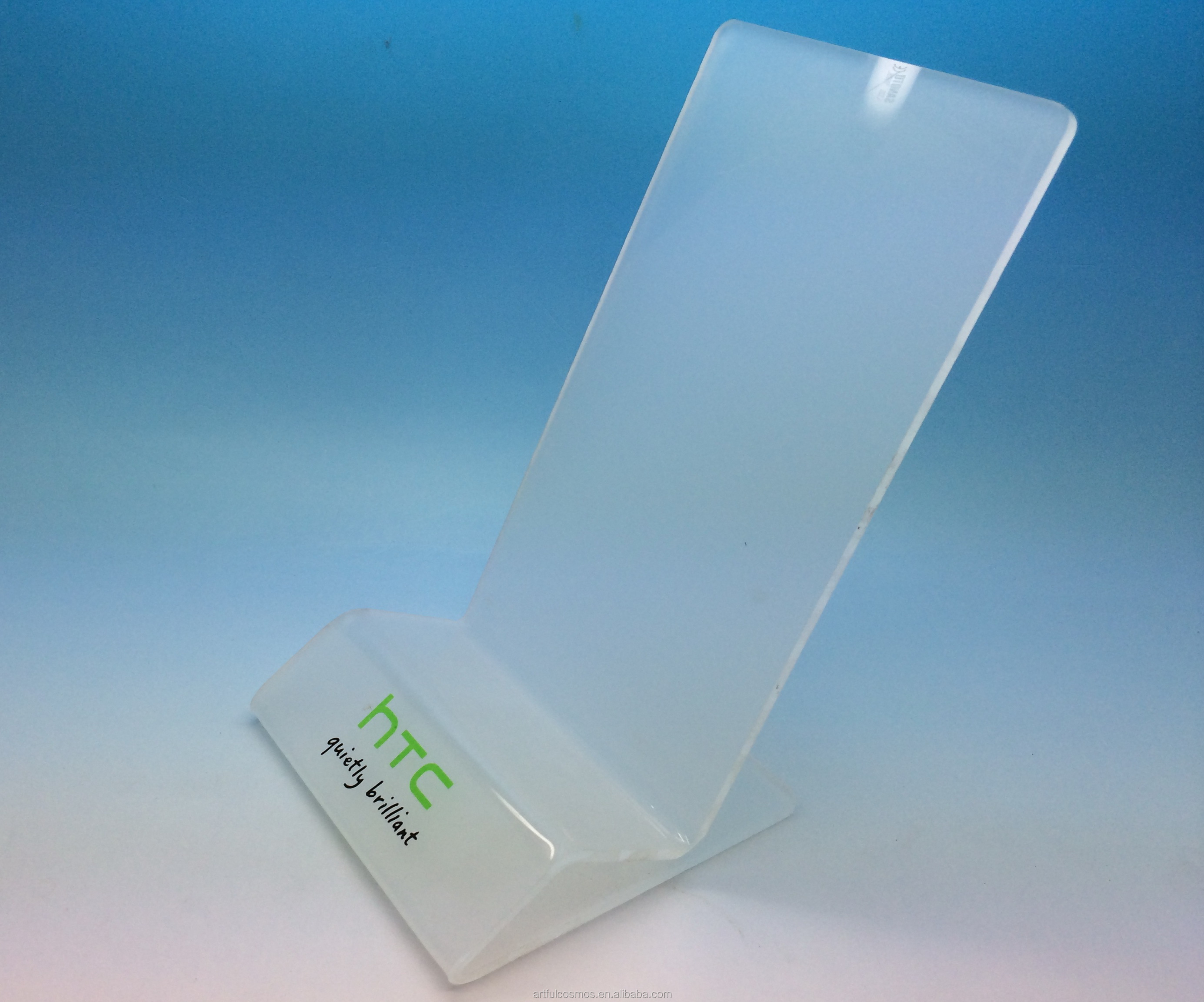 Economic and Reliable Acrylic digital display cellphone acrylic cigarette stand