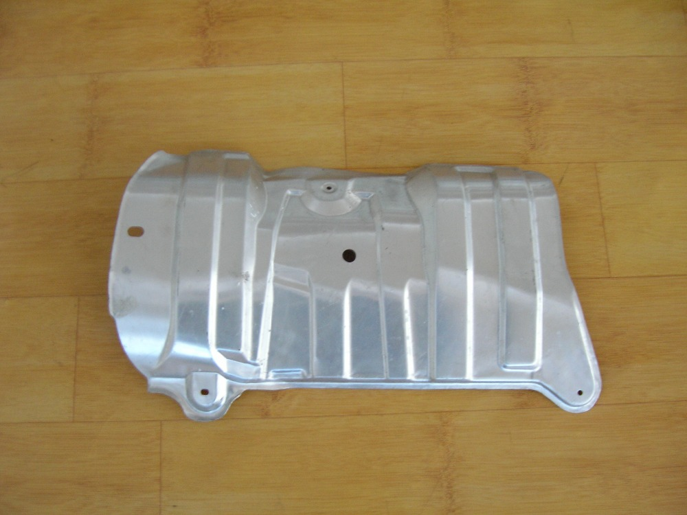 Automobile heat insulation cover metal stamping die stamping mould