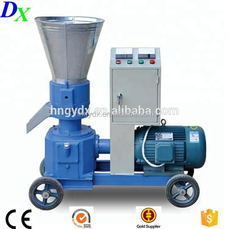 PTO type small used wood pellet making machine for sale