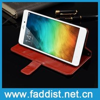 Low Price China mobile phone case for xiaomi mi note with stand