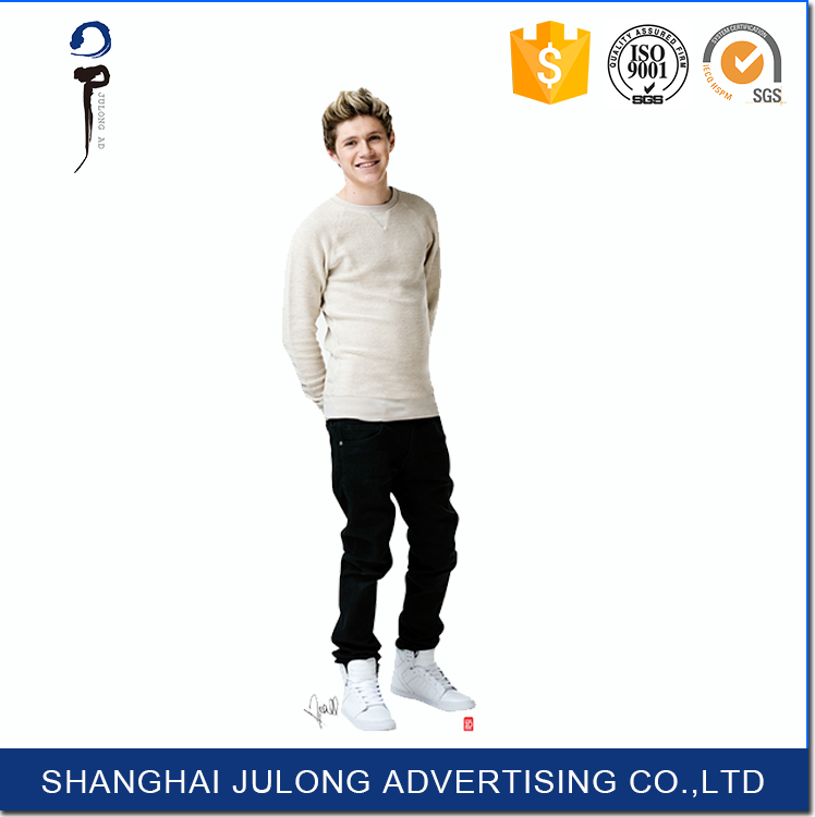Digital printing life size cut out for advertisement promotion