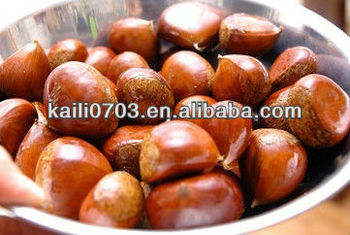 how to cook frozen chestnuts