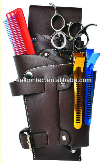 leather salon scissor pouches scissor holster