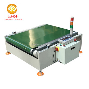 Chinese automatic digital weighing scale with printer, conveyor belt roller scale, check weight machine