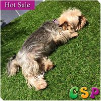 Environment friendly Non-toxic durable best artificial grass mats for dogs