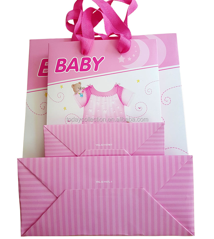 Baby Gift Bags, Baby Gift Bags Suppliers and Manufacturers at ...