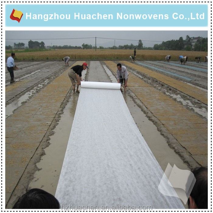 Agricultural Polypropylene Nonwoven Weed Control Fabric