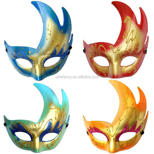 halloween birthday party face mask halloween carnival party seagull mask latex animal QMAK-5046