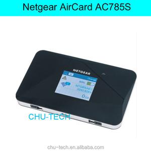 Unlocked Netgear Aircard AC785s 785s LTE 4g router 4g lte router 4G LTE  pocket wifi router Hotspot pk e5876 782s e5878