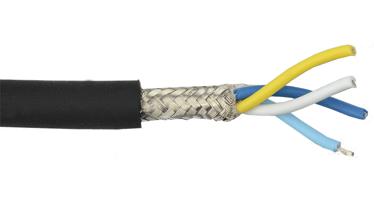 2 4 Core Shielded Twisted Pair Cable