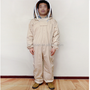 Bee Suit Cloth For Keeper Cotton Beekeeping Protective Suit