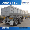 Steel Material and Truck Trailer Use dump trailer in CIMC