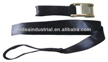 Lashing Cam buckle Tie Down Strap with no hook at the end