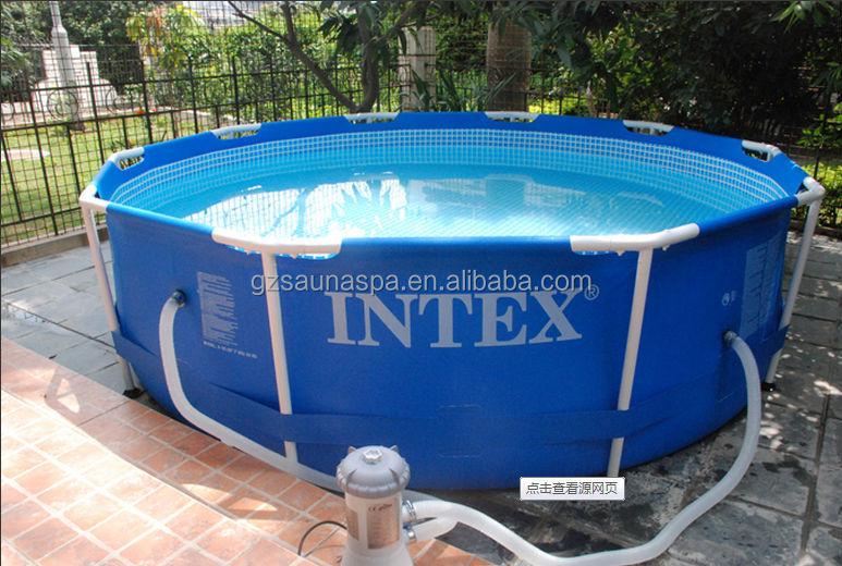 2014 m s caliente precios intex piscinas intex piscinas for Piscinas intex modelos y precios