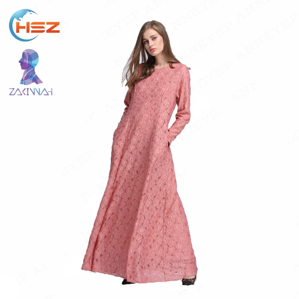 Zakiyyah 065 ropa suprema fabricante diseño abaya Arabia vestido de ...