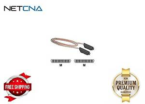 Black Box 5' CAT3 Telco 24 AWG Connector Cable - By NETCNA