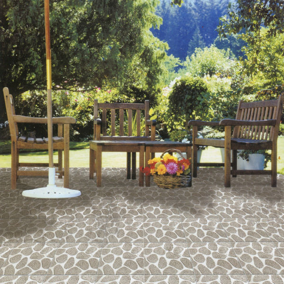 Azulejos Lowes Outdoor Tile View